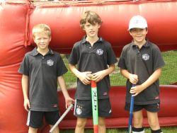 Junge Spieler des HC Heidelberg